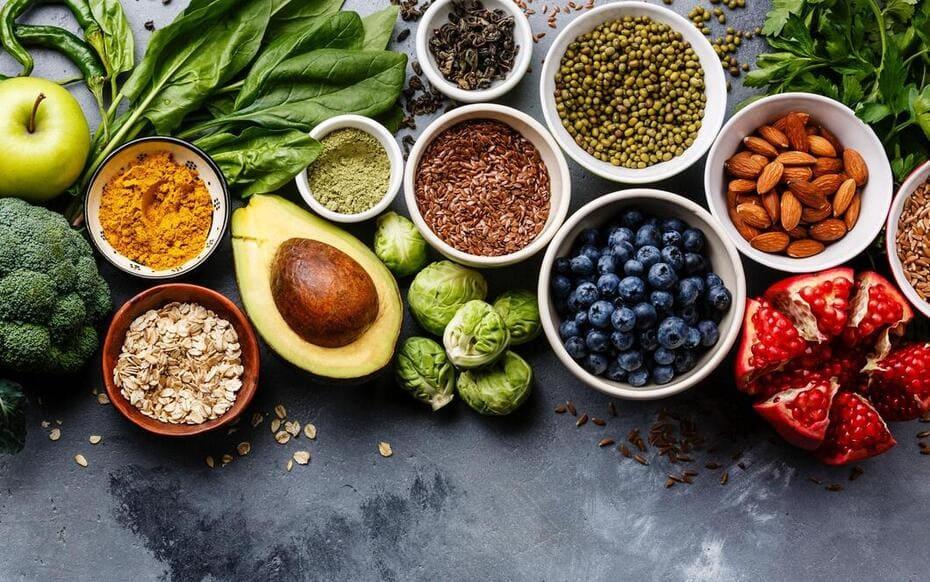 Vegetariskt enkelt och gott